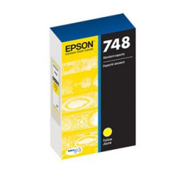 Epson T748420 Yellow Ink Cartridge