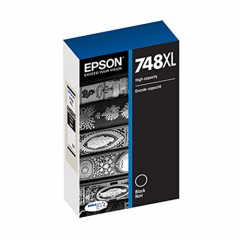 Epson T748XL120 Black Ink Cartridge