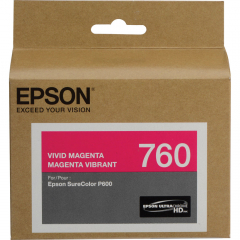 Epson T760320 Magenta Ink Cartridge