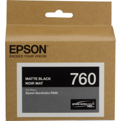 Epson T760820 Matte Black Ink Cartridge