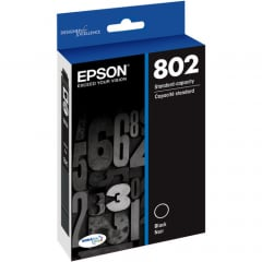 Epson T802120 Black Ink Cartridge