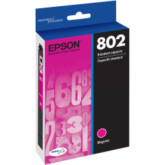 Epson T802320 Magenta Ink Cartridge