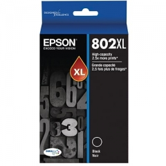 Epson T802XL120 Black Ink Cartridge