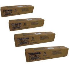 Toshiba TFC28 Toner Cartridge Set