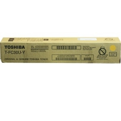 Toshiba TFC30UY Yellow Toner Cartridge