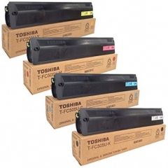 Toshiba TFC505U Toner Cartridge Set