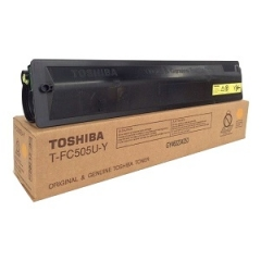 Toshiba TFC505UY Yellow Toner Cartridge