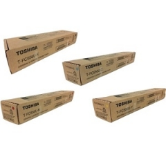 Toshiba TFC556U Toner Cartridge Set