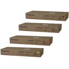 Toshiba TFC75U Toner Cartridge Set