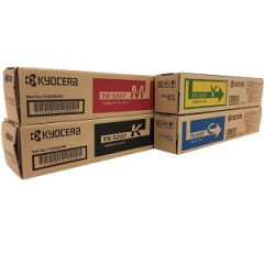 Kyocera TK5207 Toner Cartridge Set