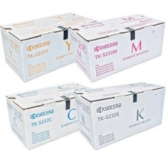 Kyocera TK5232 Toner Cartridge Set