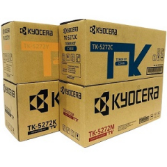 Kyocera TK5272 Toner Cartridge Set