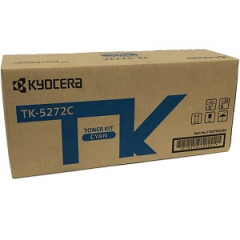 Kyocera TK5272C Cyan Toner Cartridge