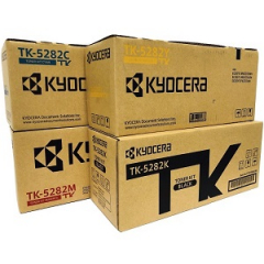Kyocera TK5282 Toner Cartridge Set