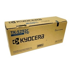 Kyocera TK5292C Cyan Toner Cartridge
