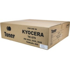 Compatible Copystar TK679 Black Toner Cartridge