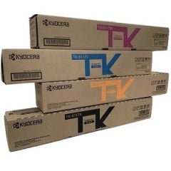 Kyocera TK8117 Toner Cartridge Set