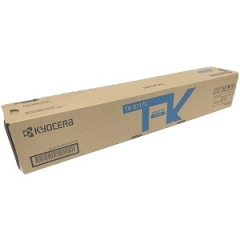 Kyocera TK8117C Cyan Toner Cartridge