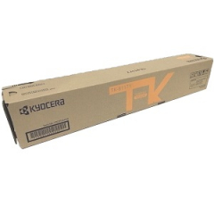 Kyocera TK8117Y Yellow Toner Cartridge