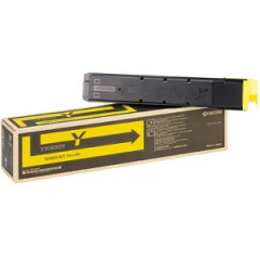 Kyocera TK8507Y Yellow Toner Cartridge