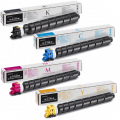 Copystar TK8529 Toner Cartridge Set