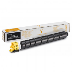 Copystar TK8529Y Yellow Toner Cartridge