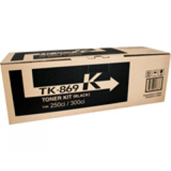 Copystar TK869K Black Toner Cartridge