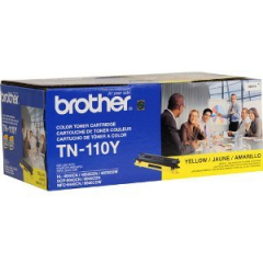 Brother TN110Y Yellow Toner Cartridge