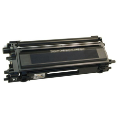Compatible Brother TN115BK Black Toner Cartridge