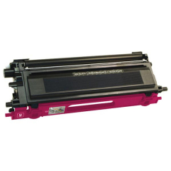 Compatible Brother TN115M Magenta Toner Cartridge