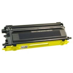 Compatible Brother TN115Y Yellow Toner Cartridge