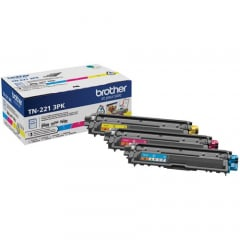 Brother TN2213PK Color Toner Cartridge Multi-Pack