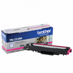 Brother TN223M Magenta Toner Cartridge