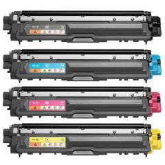 Compatible Brother TN225 Toner Cartridge Set