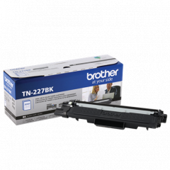 Brother TN227BK Black Toner Cartridge