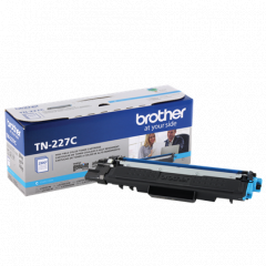 Brother TN227C Cyan Toner Cartridge