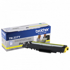 Brother TN227Y Yellow Toner Cartridge