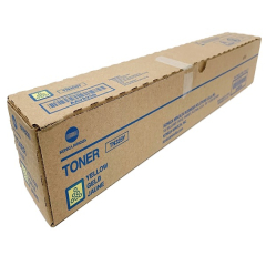 Konica Minolta TN328Y (AAV8230) Yellow Toner Cartridge