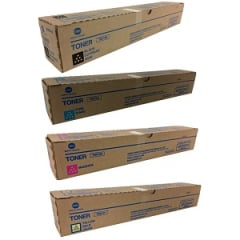 Konica Minolta TN514 Toner Cartridge Set