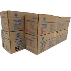 Konica Minolta TN616 Toner Cartridge Set