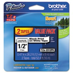 Brother TZE2312PK Tape