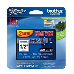 Brother TZE1312PK Tapes