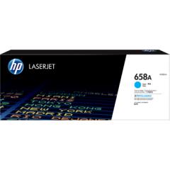 HP W2001A Cyan Toner Cartridge