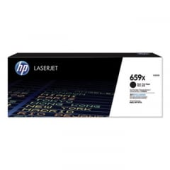 HP 659X Black Toner Cartridge (W2010X)
