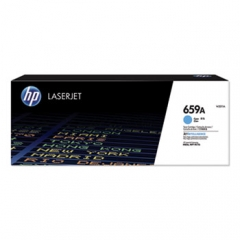 HP 659A Cyan Toner Cartridge (W2011A)