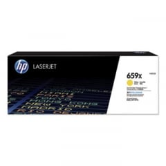 HP 659X Yellow Toner Cartridge (W2012X)