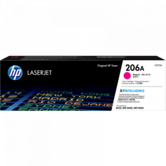 HP 206A Magenta Toner Cartridge W2113A