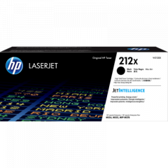 HP W2120X High Yield Black Toner Cartridge