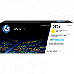 HP W2122X High Yield Yellow Toner Cartridge