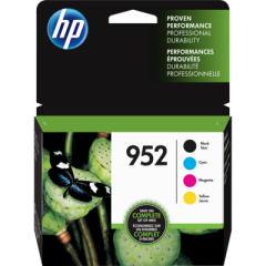 HP 952 Black/Cyan/Magenta/Yellow Ink Cartridges